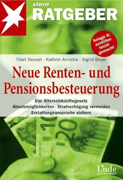 Anwalt Berlin Rentenbesteuerung