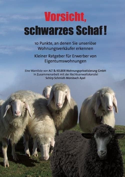 Vorsicht, schwarzes Schaf
